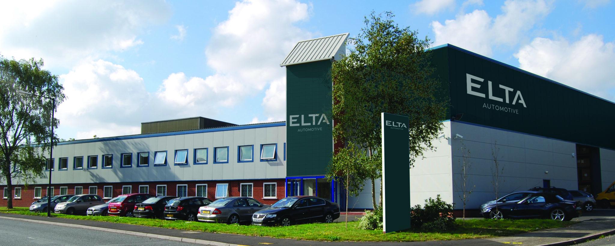 ELTA Automotive UK Headquarters