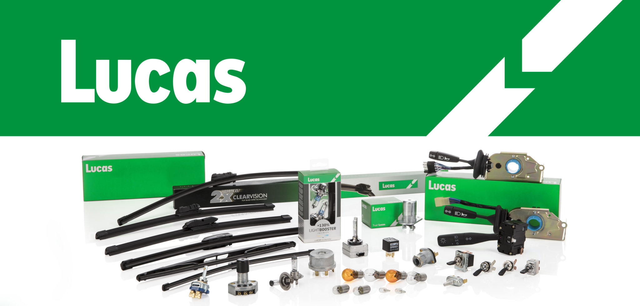 Lucas Vision and Control Products