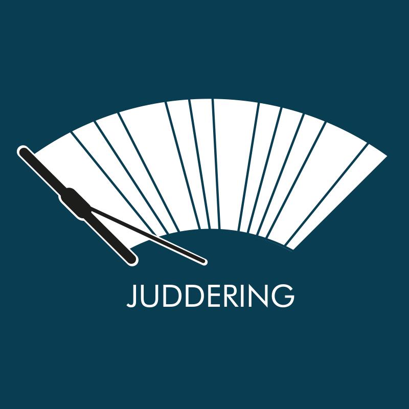 Juddering Wiper Blades