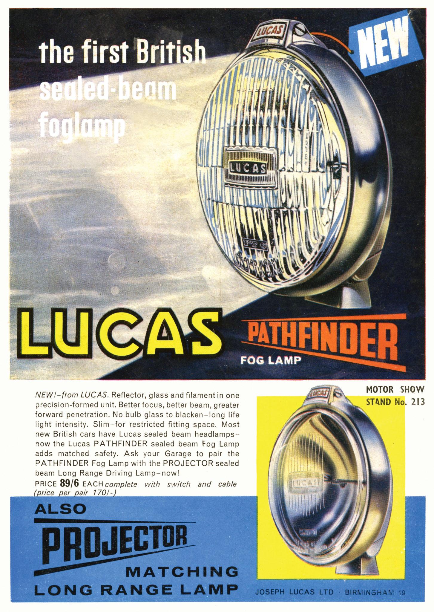 Lucas Pathfinder