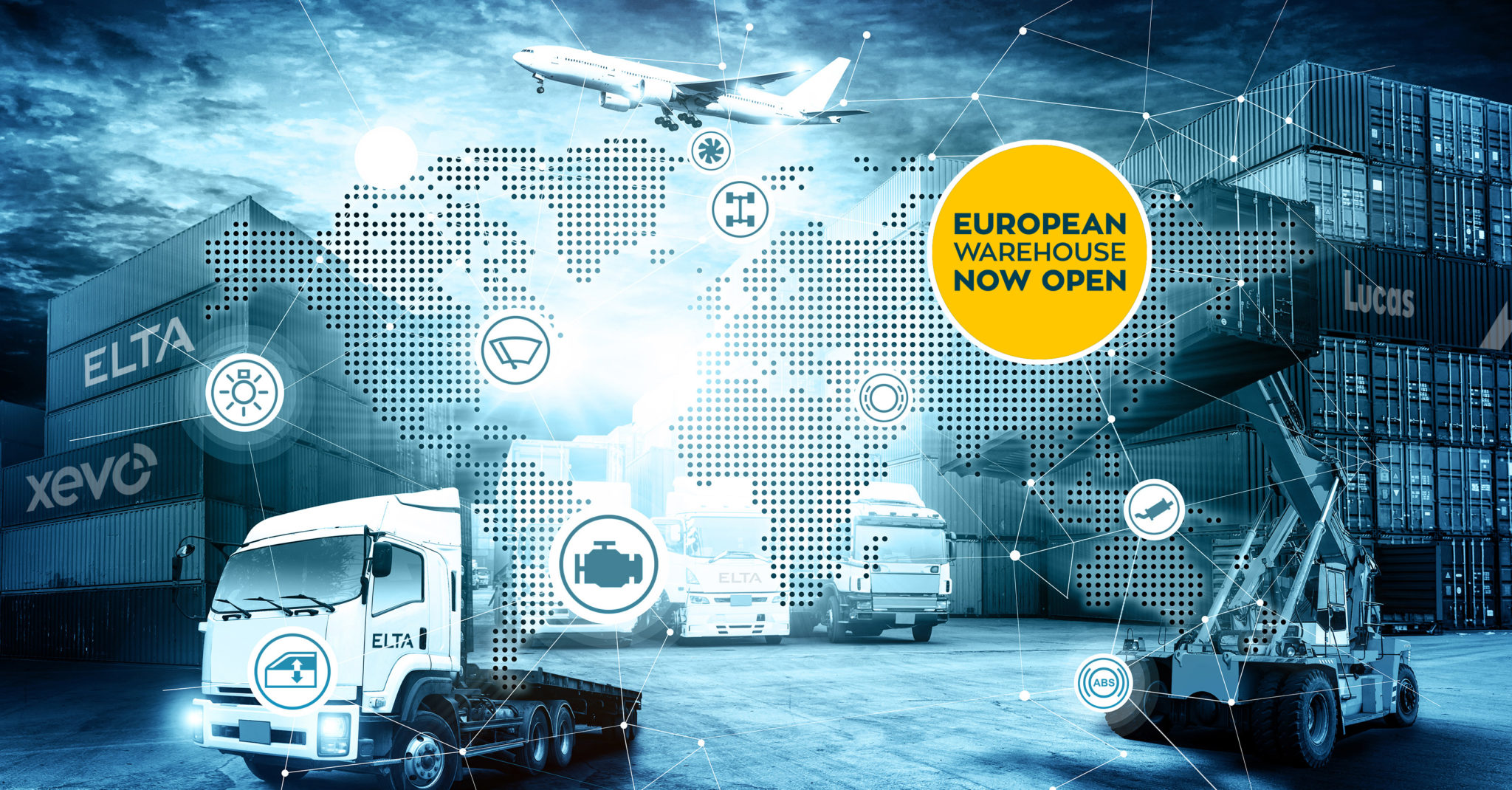 ELTA Europe Warehouse Open