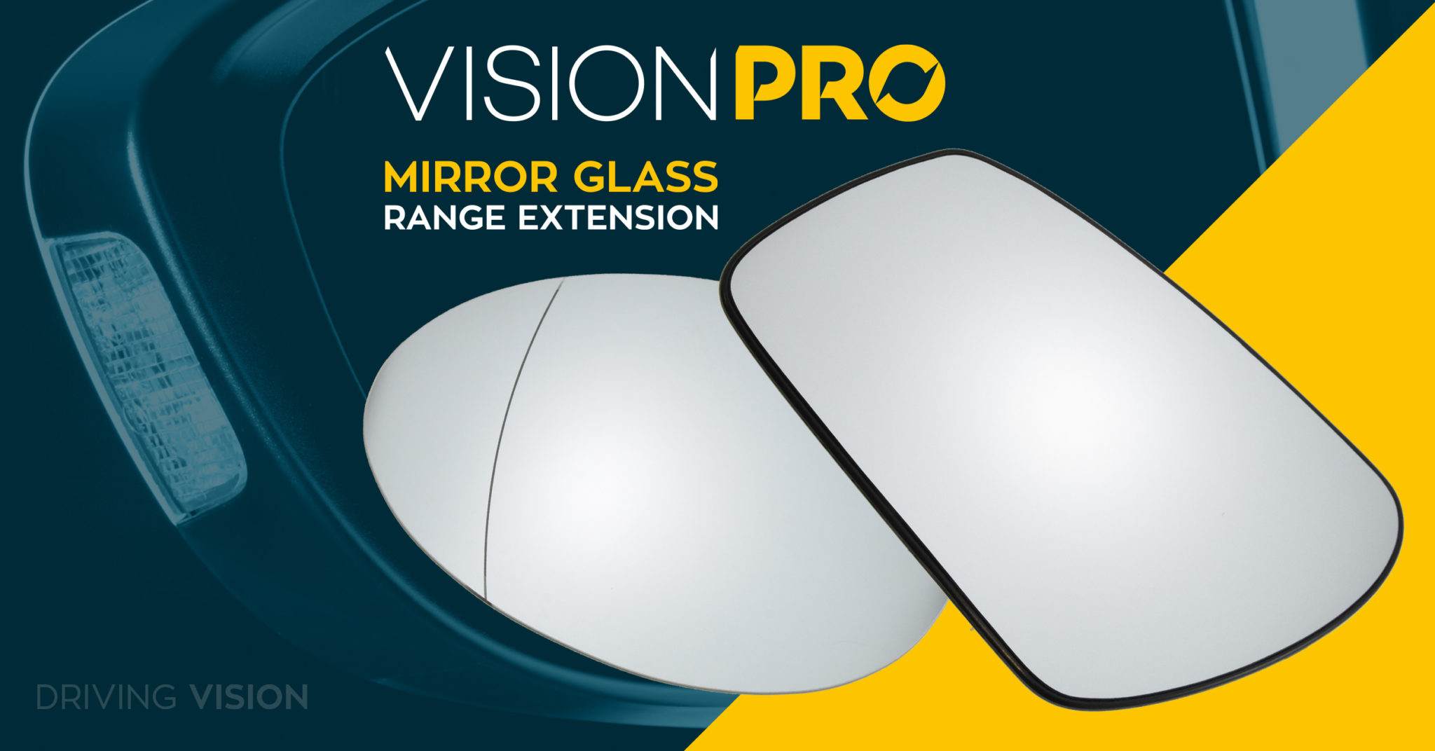 ELTA VisionPRO Mirror Glass