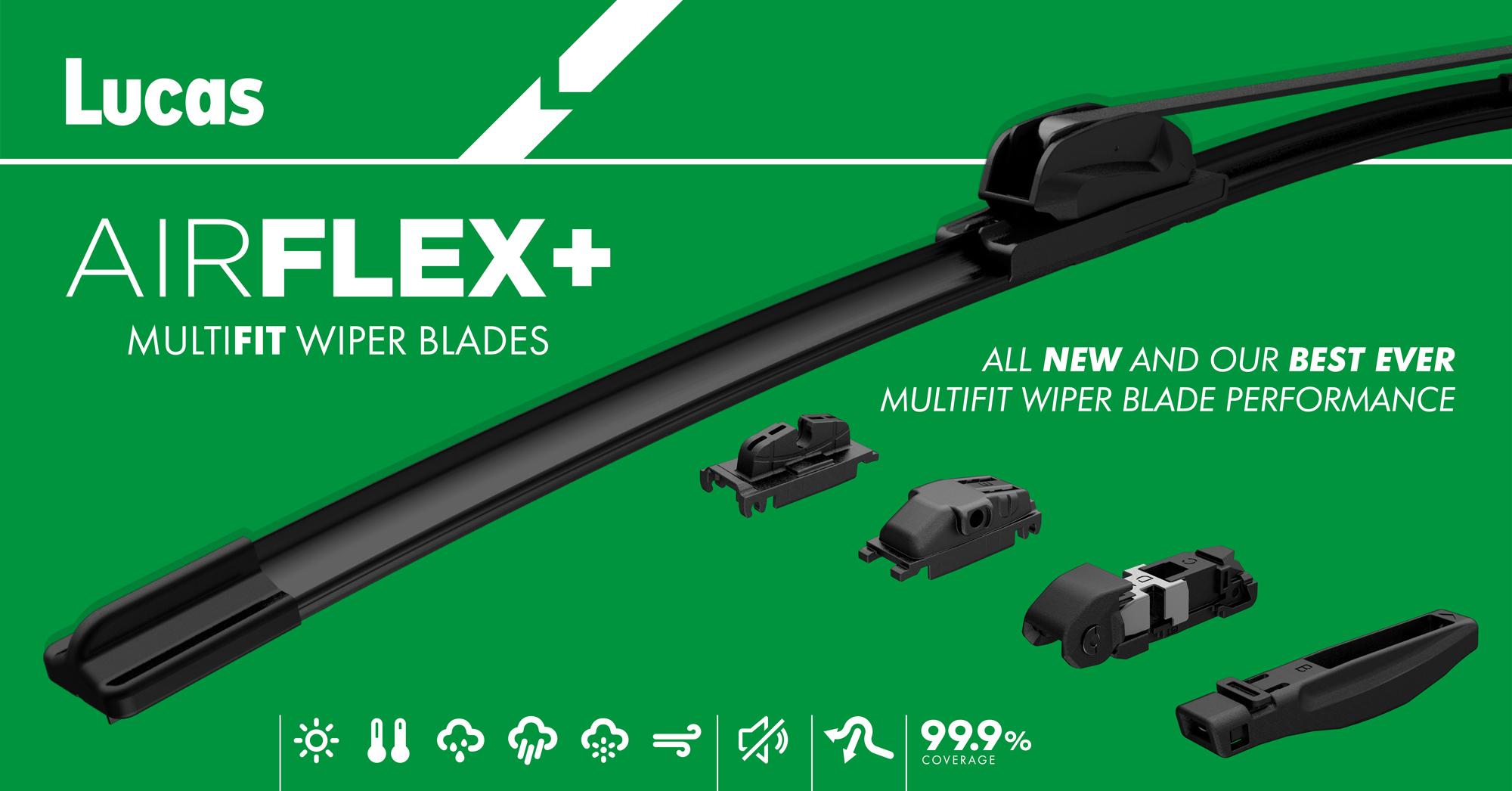 Lucas AirFLEX Plus Wiper Blade