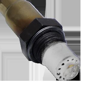 Lambda Sensor with Engine Additive Contamination