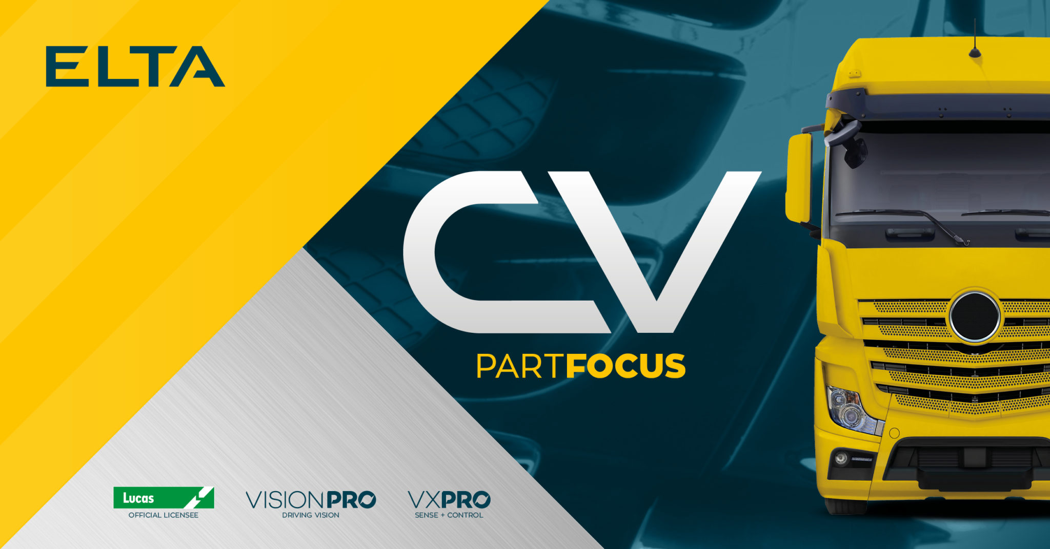 CV Focus Commercial Vehicle Parts