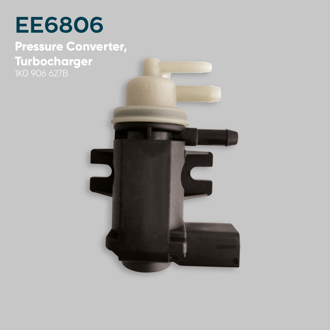 Audi A1 Pressure Converter Turbo