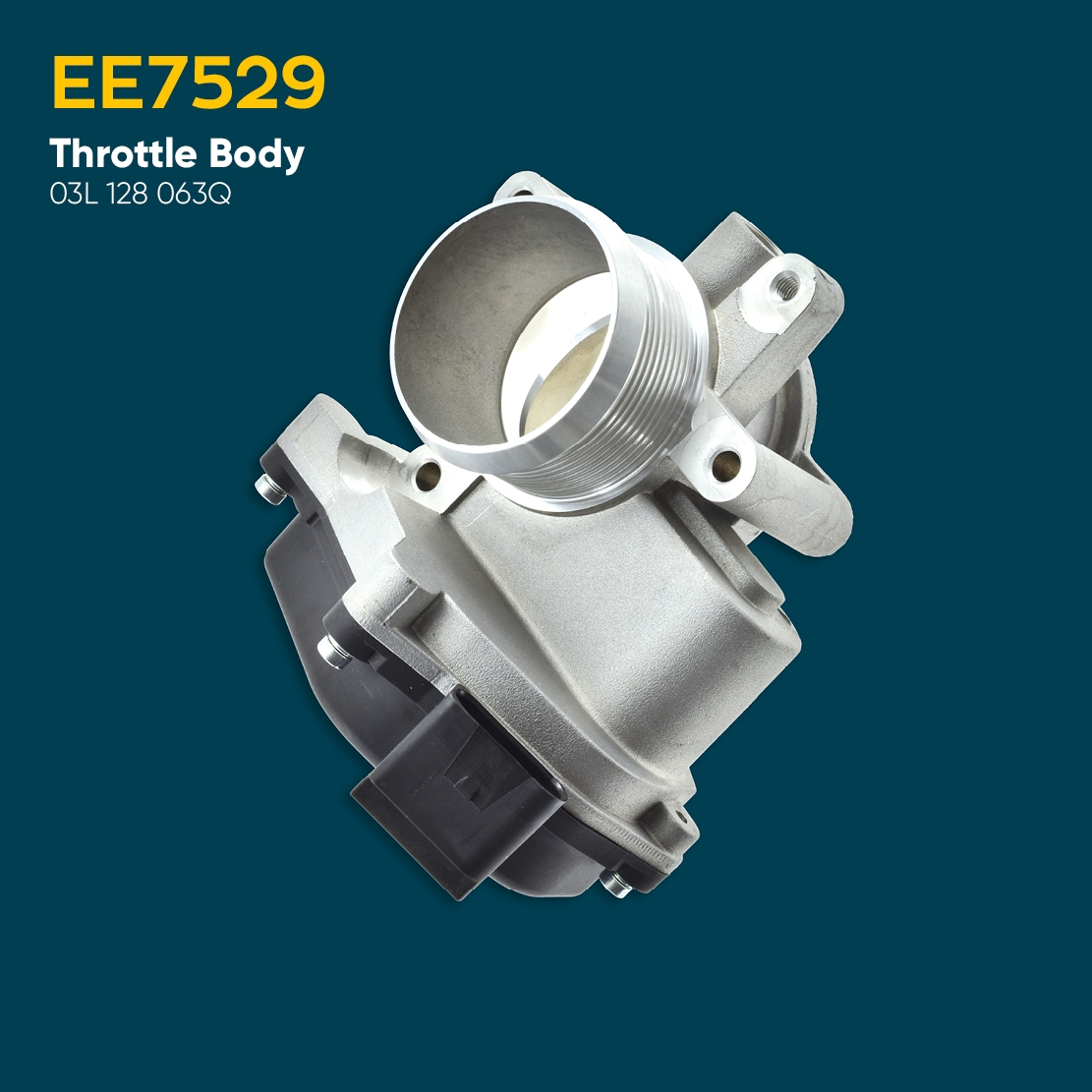 Audi A1 Throttle Body