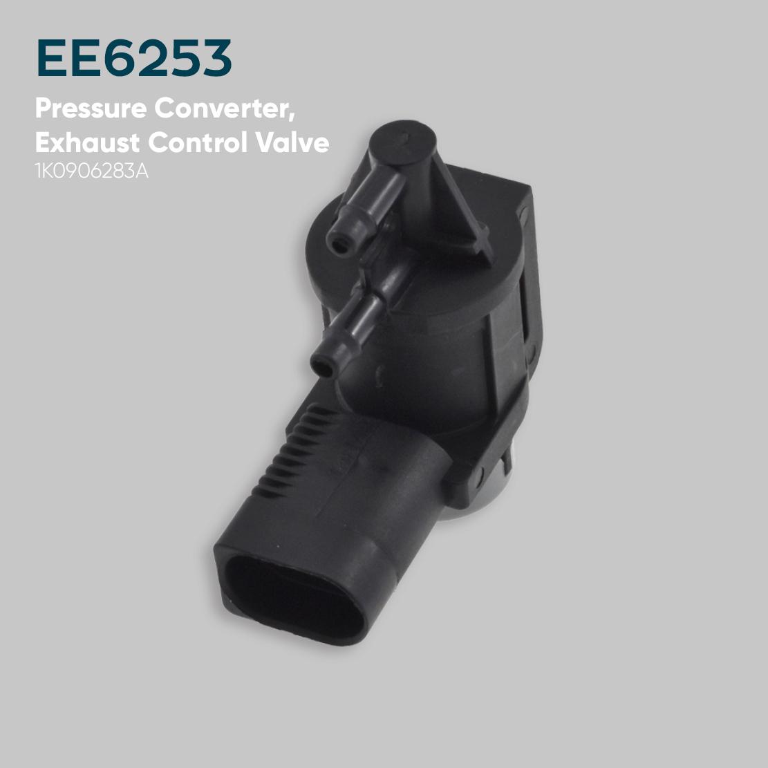 Audi A1 Pressure valve