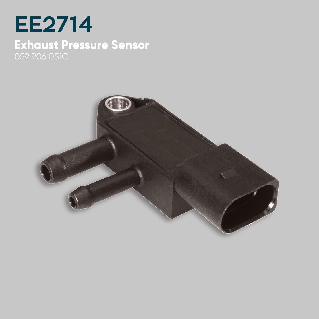 Audi A1 Exhaust Pressure Sensor