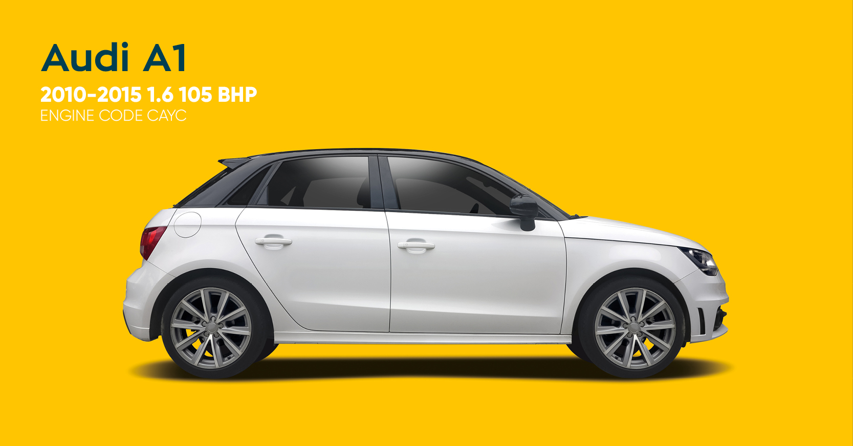 Audi A1 2010-2015 1.6 105BHP