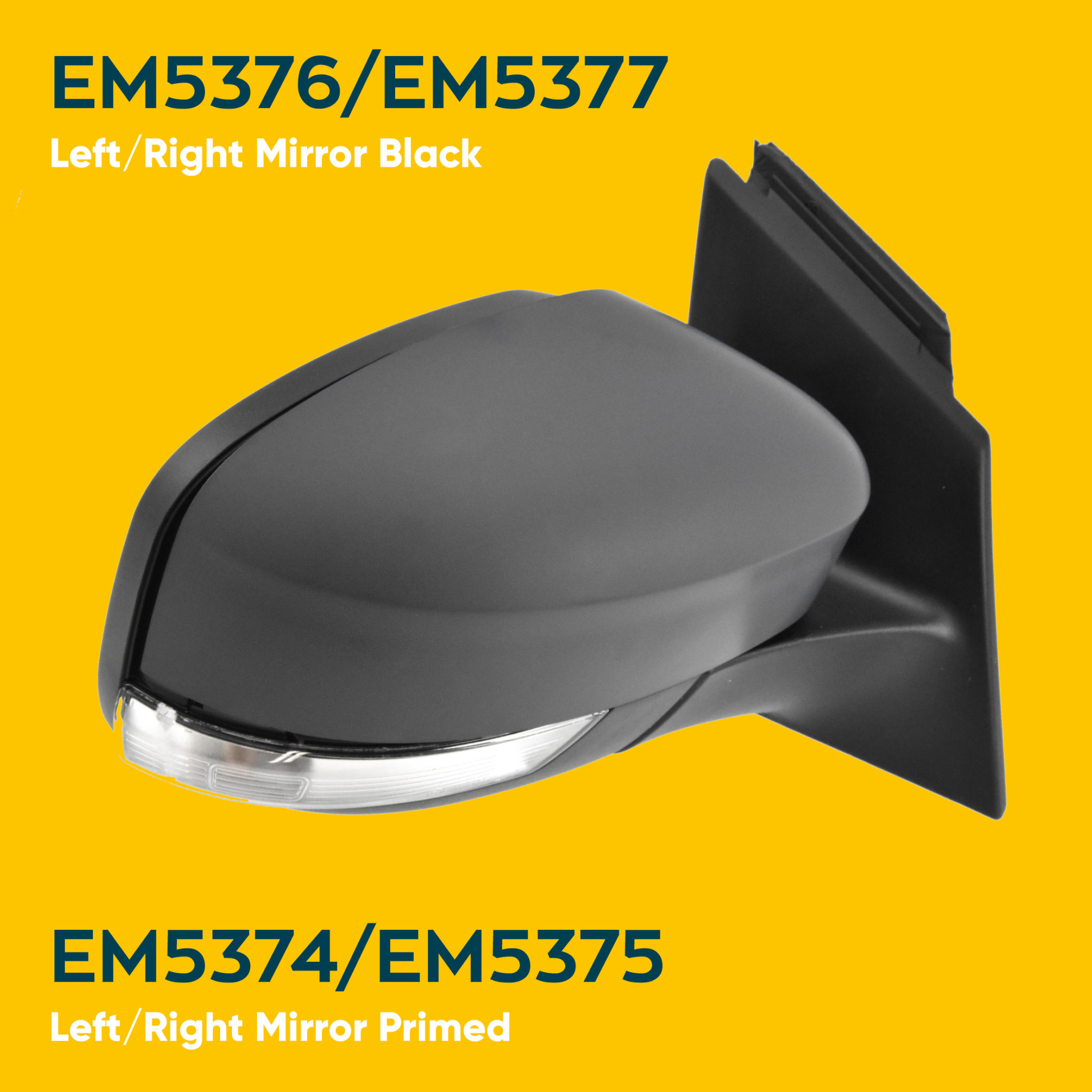 Ford Focus EcoBoost Door Mirror