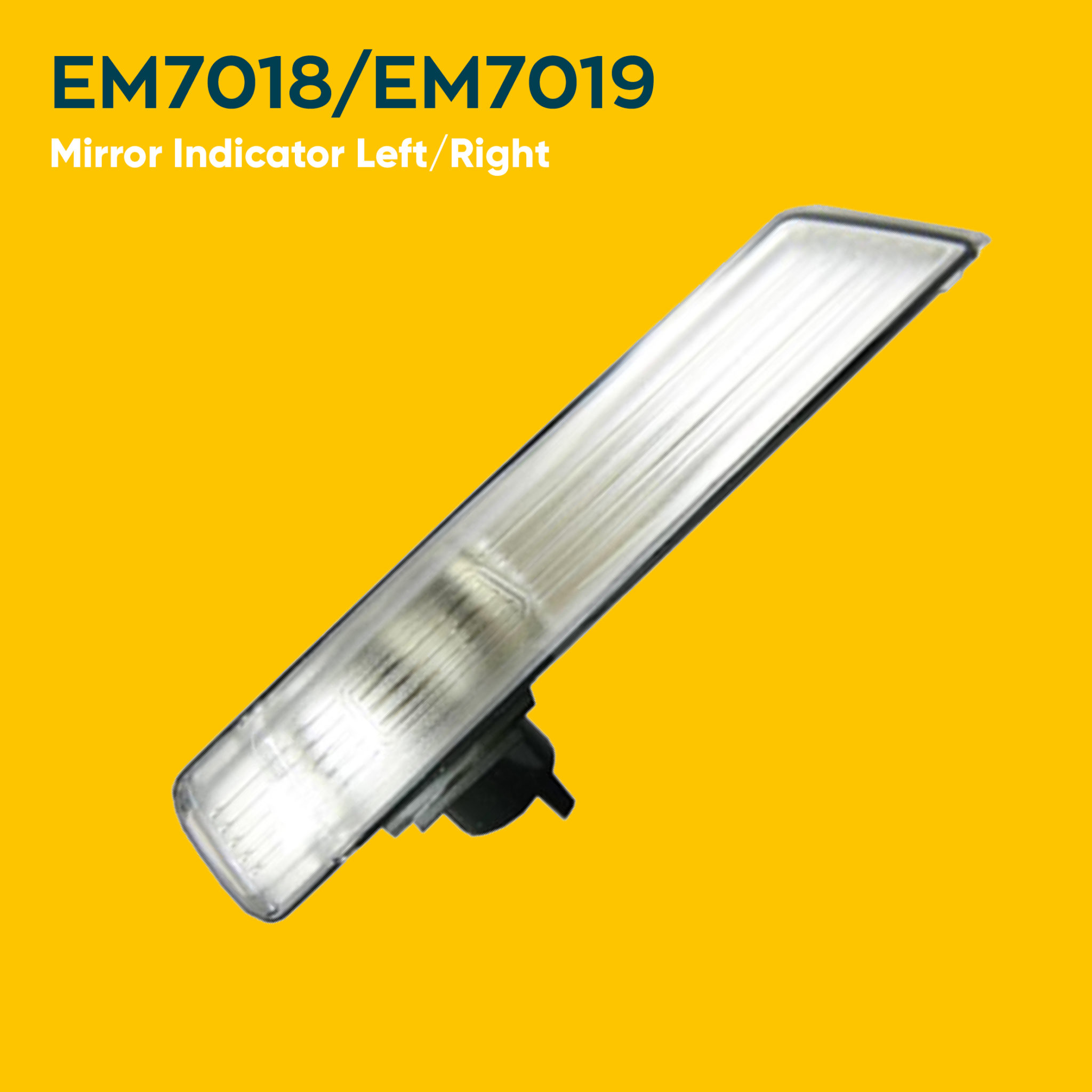 Ford Focus EcoBoost Mirror Indicator
