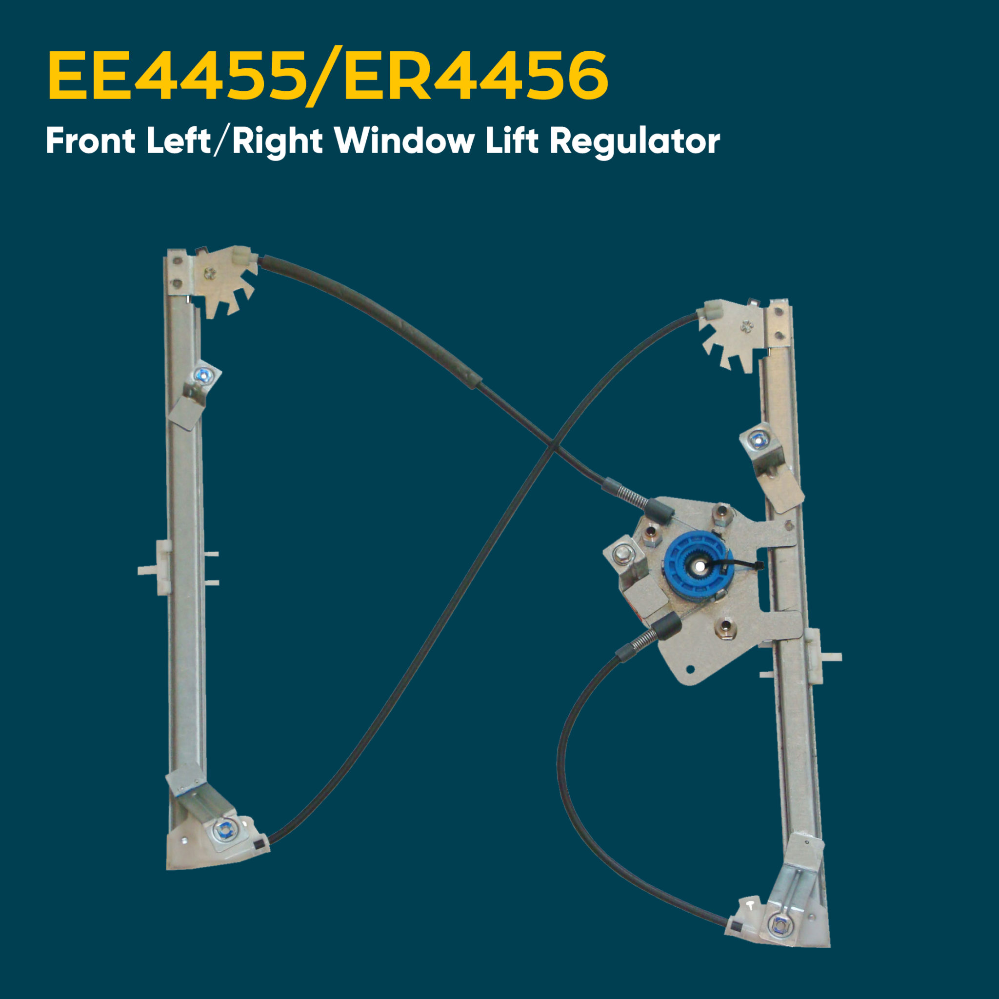 Ford Focus EcoBoost Window Lift Regulator Front