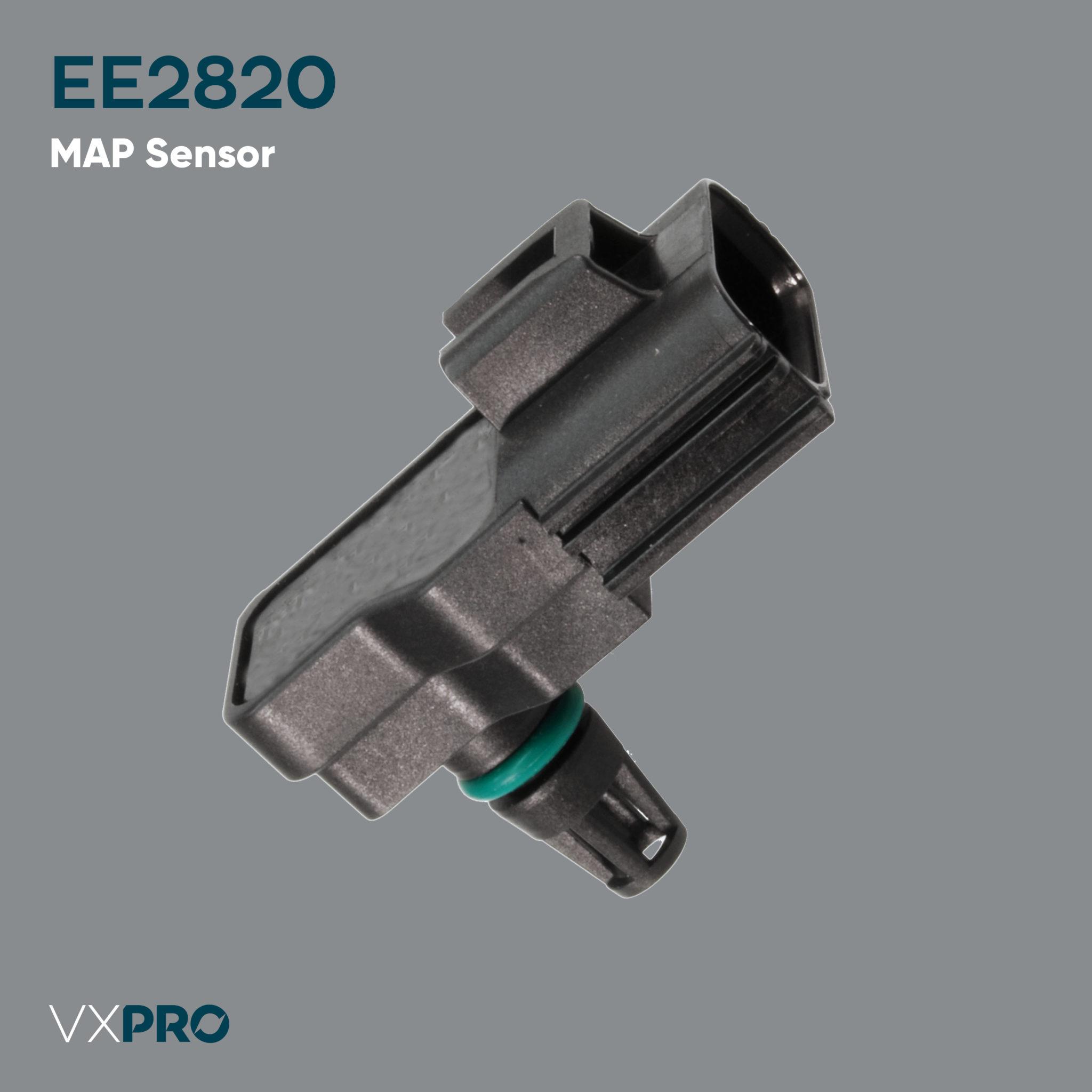 Peugeot 107 MAP Sensor